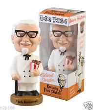 Funko Wacky Wobbler Colonel Sanders KFC Kentucky Fried Chicken Bobble Head  03