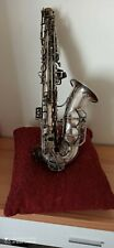Rare saxophone Henri DOLNET Pacros / Carrion Victoria ! Ténors Sib ?!