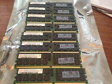 HP GENUINE 8GB HYMP525P72CP4-Y5 (4x 2GB) MEMORY ECC PC2-5300P SERVERS 405476-051