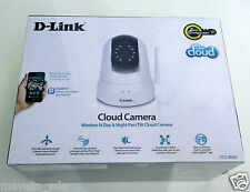 NEW D-Link DCS-5020L Wi-Fi Wireless IP Camera Day Night Vision Remote control