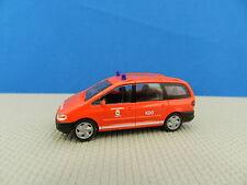 RIETZE 50786 VW SHARAN FEUERWEHR LANDECK IN TIROL ÖSTERREICH 1:87