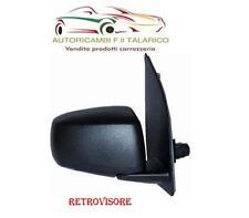 SPECCHIO SPECCHIETTO RETROVISORE DX ELETTRICO FIAT PANDA DAL 03 (2003>)