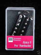 Seymour Duncan Alnico II Pro Neck APH-1n 11104-01-b  Black