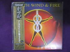 EARTH WIND & FIRE / Powerlight JAPAN MINI LP CD NEW EW&F