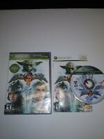 Soul Calibur IV/Tekken 6 (Xbox 360, 2012) Complete with Manual Tested Working*