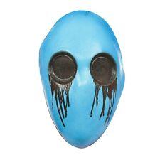 Creepypasta Eyeless Jack Costume Mask Blue Slenderman Stalker Psycho Adult