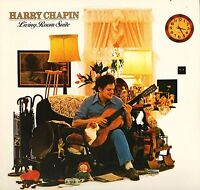 HARRY CHAPIN living room suite 6E-142 usa elektra 1978 with inner LP PS EX/EX
