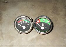 Massey Ferguson / MF Volt Meter+ Fuel Gauge for 230, 235,240,243,245,250,253,263