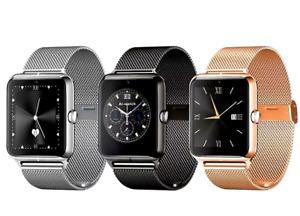 Reloj Inteligente EJECUTIVO Bluetooth&Sim de Mujer Hombre for Samsung Android