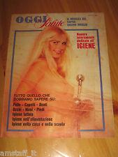 OGGI 1980 SALUTE=AGOSTO=COVER COPERTINA CICCIOLINA=ILONA STALLER=