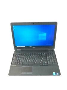 """Dell Latitude E6540 15.6"""" Core i5 4310M 2.70GHz 16GB RAM 512 GB SSD Win 10 Pro"""