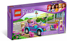 Lego 3183 Friends Stephanies Cool Convertible ** Sealed Box