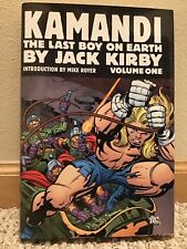 New ListingDc Comics Kamandi The Last Boy on Earth by Jack Kirby Vol 1 Hc Nm