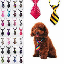 Cool Adjustable Grooming Necktie Puppy Kitten Adorable Bow Tie for Dog Cat Pet