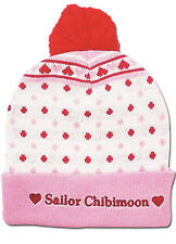 *NEW* Sailor Moon: Sailor Chibimoon Pom Beanie by GE Animation