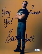 Scott Hall Signed NWO Wrestling 8x10 Glossy Photo JSA Authenticated
