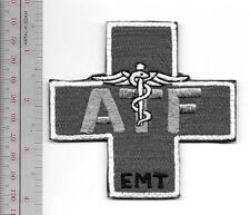 ATF Special Agent MEDIC Operational EMT Tactical Special Response Team gr Vel ho
