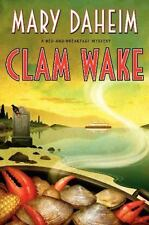 Clam Wake: A Bed-and-Breakfast Mystery (Bed-and-Breakfast Mysteries), Daheim, Ma