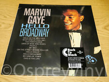 Marvin Gaye Hello Broadway LP Sealed 180g vinyl + MP3