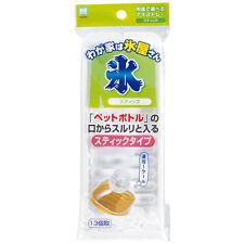 Ice Stick Tray makes 13 sticks for bottles KOKUBO made in Japan BPA FREE