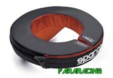 SPARCO 001602RSNR COLLARE SUPPORTO CASCO KART ROTONDO ROSSO/NERO