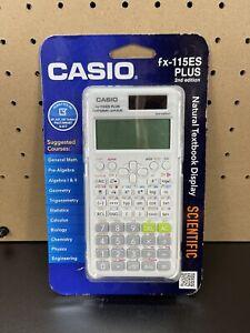 Casio Scientific Calculator fx-115ES Plus 2nd Ediiton Brand NEW Sealed