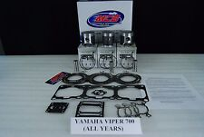 YAMAHA 600 V-MAX VENTURE VENOM SX  MCB DUAL RING TOP END PISTON KIT