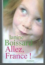 Allez, France ! Janine BOISSARD.France loisirs CV1