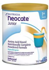 8 Cans Of Neocate jr Unflavored