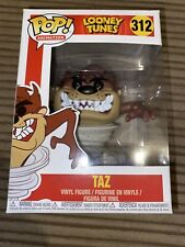 Taz Looney Tunes Funk Pop vinyl 312