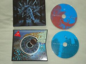Pink Floyd Pulse Live CD (2000) 2 disc set with booklet