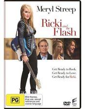 Ricki and the Flash (DVD, 2015) NEW R4 Meryl Streep