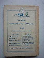 JACQUETTE LES ALBUMS DE TINTIN / / LA COMTESSE DE SEGUR / PAUVRE BLAISE