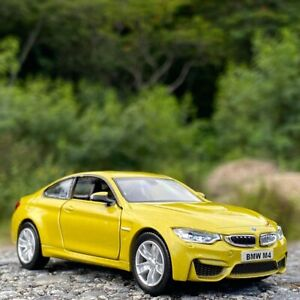BMW M4 1:36 Scale Diecast Model Metal Pull Back Car Vehicle Pull Back Boys Toy