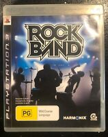Rock Band (PS3) Music Fun Family - Complete With Manual
