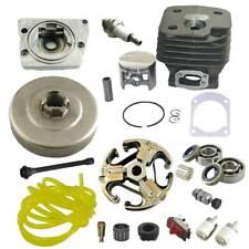 52mm Cylinder,Piston Pin Ring Circlip Kit For HUSQVARNA 61 268 272 272K 272XP