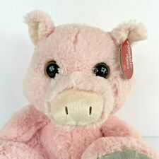 """AURORA PIG PLUSH TOY SNORTSTER TADDLE TOES ANIMAL SOFT TOY! 12"""" TALL!"""