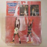1997 Basketball Starting Lineup Bill Russell & Wilt Chamberlain, Classic Doubles