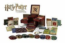 Harry Potter Wizard's Collection Box Set Blu-Ray/DVD Set OOP Rare Authentic New