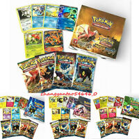 NEW Pokemon TCG Cards - 36 packs 324PCS - Booster Box English Edit For XMAS GIFT