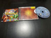 Sega Smash Pack: Vol. 1 (Sega Dreamcast, 2001) COMPLETE! TESTED! FREE SHIPPING!