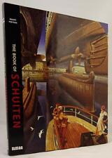 The Book of Schuiten by Benoit Peters First Edition- High Grade