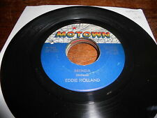 Eddie Holland MOTOWN 45 Brenda / Baby Shake