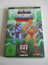 3 DVD Box He-Man Masters of the Universe Season One Vol 1