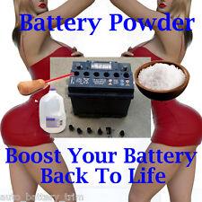 RV MARINE CAR GOLFCART DEEP CYCLE BATTERY REFURBISH KIT Enough 6 batteries