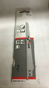 Bosch Sabre Saw Blade - Pack of 5 (S644D)