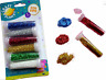 Glitter Shakers Pack of 6 Assorted Colours by Craft Planet