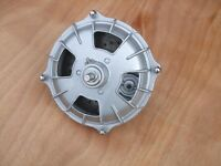 LAMBRETTA  DISC BRAKE  INBOARD - SILVER FINISH