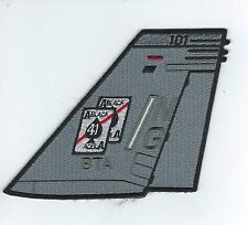 VFA-41 F-18 TAIL FLASH patch