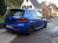 SCARICO Sportivo endschalldämpfer 2x100 VW Golf 5 6 GTI GTD TDI AUSPUF r32 R r20 RS